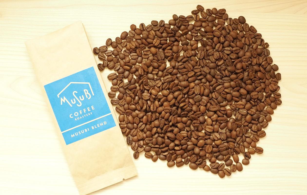 MUSUBI COFFEEのブレンド