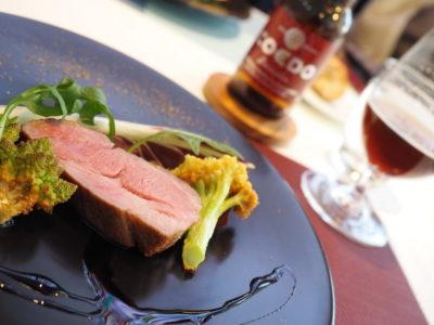 北越谷 リストランテ レナータ ランチ 肉料理