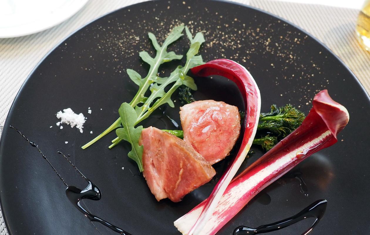 北越谷のイタリアン リストランテレナータのランチ「肉料理」
