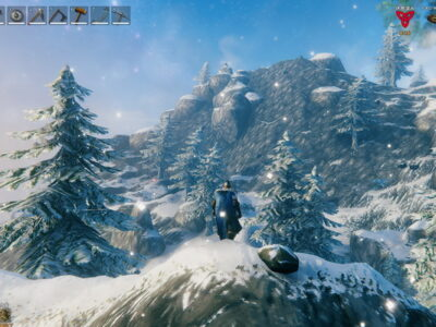 Valheim_雪山の攻略